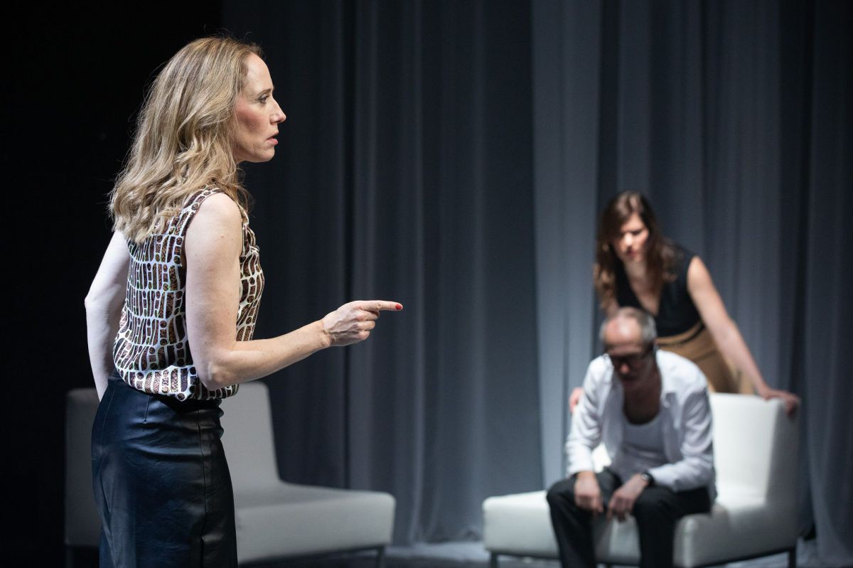 Michaela Kaspar als Medea, TAG Theater