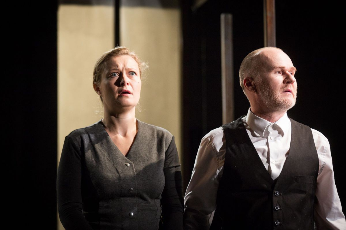 Emese Fay und Georg Schubert, Nathan, TAG Theater